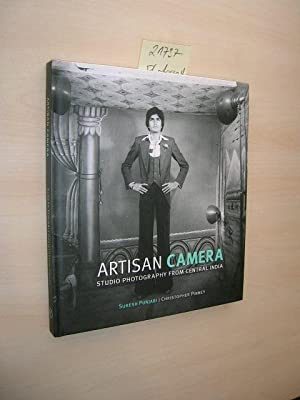 Artisan Camera. Studio Photography from Central India.