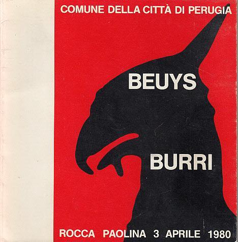 Risultati immagini per Beuys-Burri a Perugia.