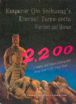 Emperor Qin Shihuang's Eternal Terra-cotta Warriors and Horses: A Mighty and Valiant ...