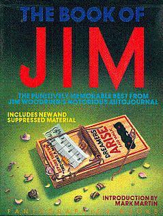 The Book of Jim: Woodring, Jim; Mark