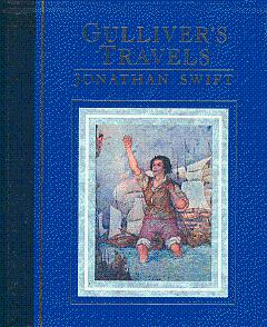 Gulliver's Travels to Lilliput and Brobdingnag: Swift, Jonathan