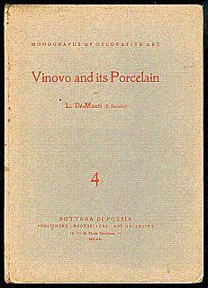 Vinovo and Its Porcelain (A Page of: De-Mauri, L. (pseud.)