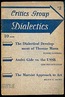 Dialectics, No. 2: Flores, Angel (Edited