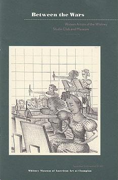 Between the Wars: Women Artists of the: Kiehl, David W.