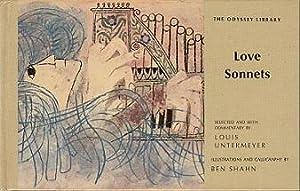 Love Sonnets: Untermeyer, Louis (Edited