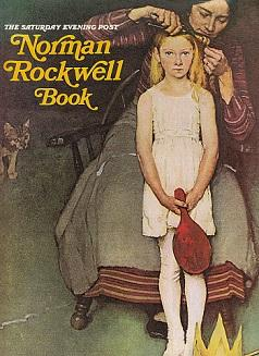 The Saturday Evening Post Norman Rockwell Book: White, Jean