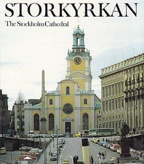 Storkyrkan: The Stockholm Cathedral: Forsberg, Arne (Captions
