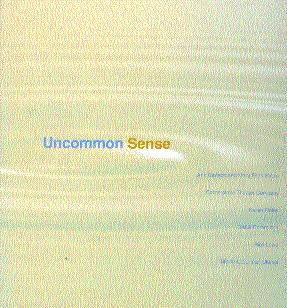 Uncommon Sense: Finkelpearl, Tom, and