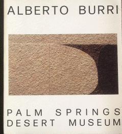 Alberto Burri: Burri, Alberto; Butterfield,