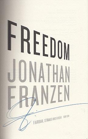 Freedom: A Novel: Franzen, Jonathan