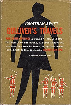 Gulliver's Travels and Other Writings: Swift, Jonathan; Quintana,