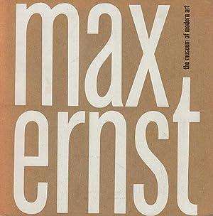 Max Ernst: Ernst, Max; Lieberman,