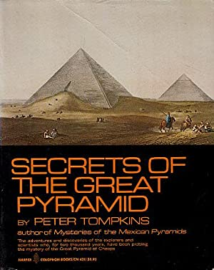 Secrets of the Great Pyramid: Tompkins, Peter; Stecchini,