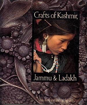 Crafts of Kashmir, Jammu and Ladakh: Jaitly, Jaya (Edited