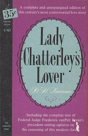 Lady Chatterley's Lover: Lawrence, D. H.