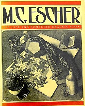 M.C. Escher: His Life and Complete Graphic: Bool, F. H.,