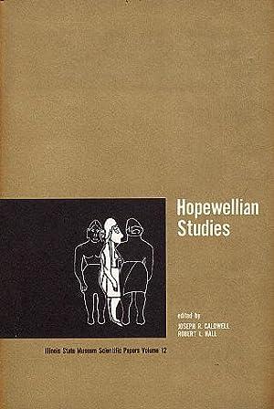 Hopewellian Studies: Caldwell, Joseph R.,