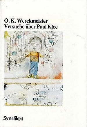 Versuche uber Paul Klee: Werckmeister, O. K.