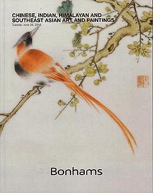 Chinese, Indian, Himalayan and Southeast Asian Art: Bonhams