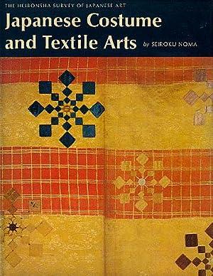Japanese Costume and Textile Arts: Noma, Seiroku; Nikovskis,