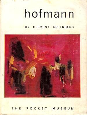 Hofmann: Hofmann, Hans; Greenberg,