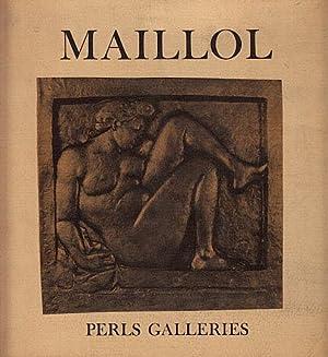Aristide Maillol (1861-1944): Maillol, Aristide; Rewald,