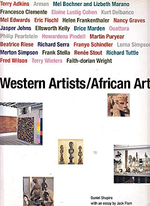 Western Artists/African Art: Shapiro, Daniel (Curated