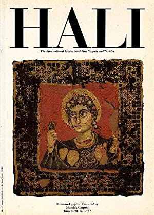 Hali: The International Magazine of Fine Carpets and Textiles (June 1991, Issue 57): Romano-Egypt...