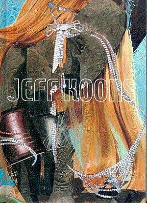 Jeff Koons: Pictures, 1980-2002: Koons, Jeff; Kellein,