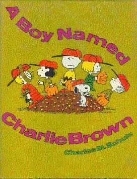 A Boy Named Charlie Brown: Schulz, Charles M.