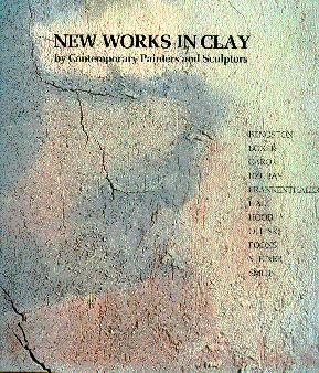 New Works in Clay by Contemporary Painters: Hughto, Margie
