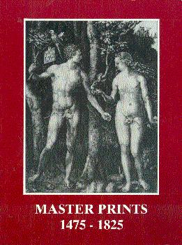 Master Prints, 1475-1825: Aspects of the History: R. S. Johnson