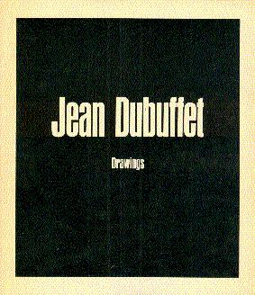 Jean Dubuffet: Drawings: Allen, Virginia (Introduction