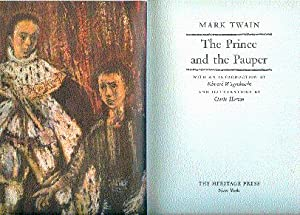 The Prince and the Pauper: Twain, Mark; Wagenknecht,