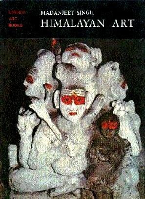 Himalayan Art: Wall-Painting and Sculpture in Ladakh,: Singh, Madanjeet