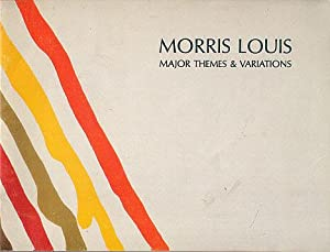 Morris Louis: Major Themes & Variations: Carmean, E. A.,