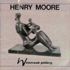 Henry Moore: Sculpture, Watercolors & Drawings, Graphics,: Moore, Henry