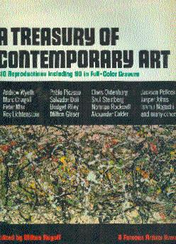 Famous Artists Annual 1: A Treasury of Contemporary Art: Rugoff, Milton (Edited by)