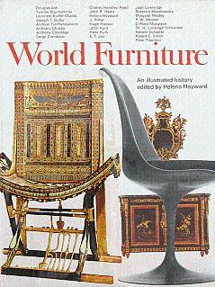World Furniture: An Illustrated History: Hayward, Helena (Edited