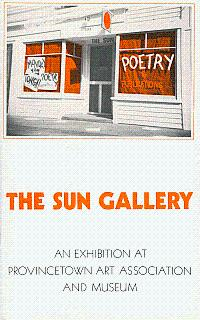 The Sun Gallery: An Exhibition at the Provincetown Art Association and Museum