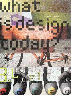What is Design Today?: Marcus, George H.