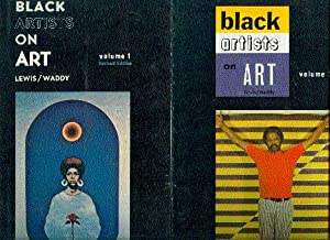 Black Artists on Art, Volumes 1 and: Lewis, Samella S.,
