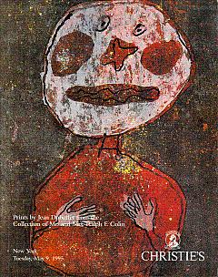 Prints by Jean Dubuffet from the Collection: Dubuffet, Jean; Webel,