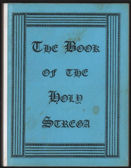 The Book of the Holy Strega