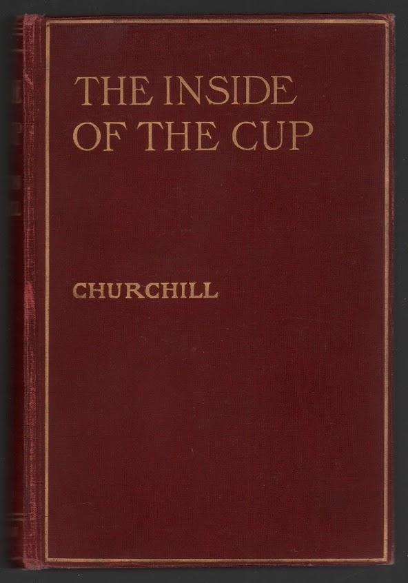 The Inside of the Cup Churchill, Winston Hardcover