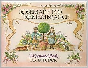 Rosemary for Remembrance: Tudor, Tasha