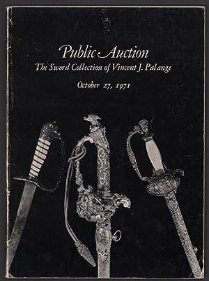 Public Auction: The Sword Collection of Vincent: Richard A. Bourne