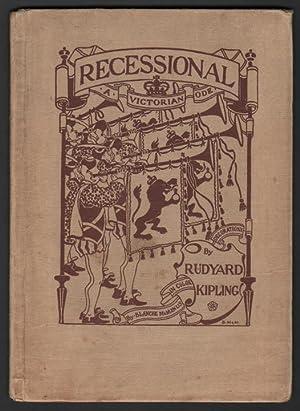 Recessional: A Victorian Ode: Kipling, Rudyard