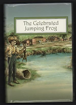 the six prime characters in the celebrated jumping frog of calaveras county a short story by mark tw