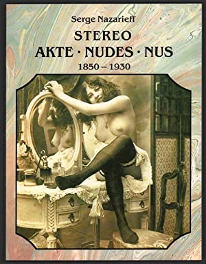 Stereo Nudes (Photobook): Narzarieff, S